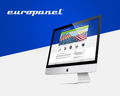 Website Europanel